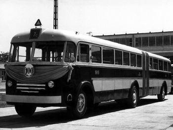 Ikarus 60 FAÜ '1962–75