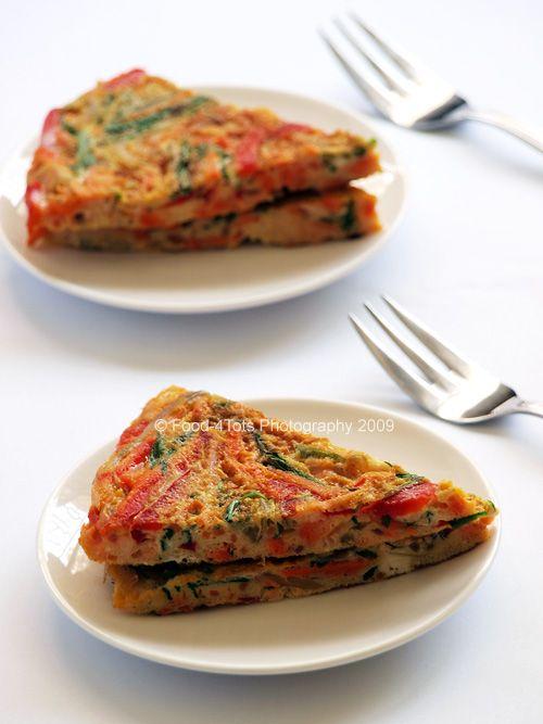 simple omelette recipe