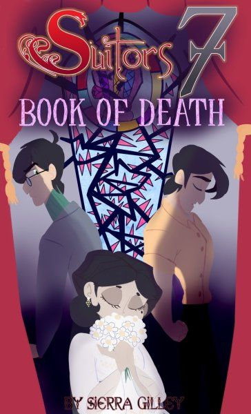 Reading Geek | Suitors7  A Paranormal Romantic Drama