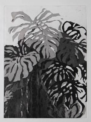 'Delicious Monster' | Aquatint Etching (unframed) | 33,5 x 26cm | R 1 400