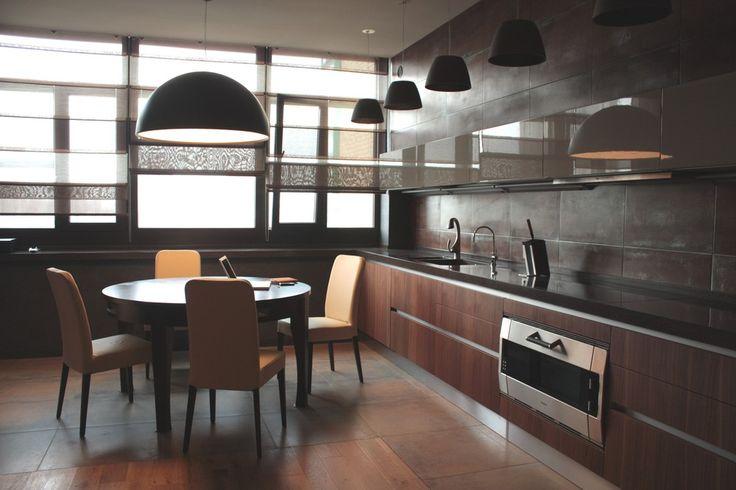 Кухня в стиле лофт - Кухня в современном стиле | PINWIN - конкурсы для…