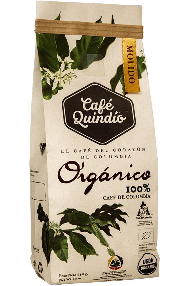 Café Quindío - Organic Coffee 340g