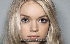 Ash Blonde Hair Color Idea