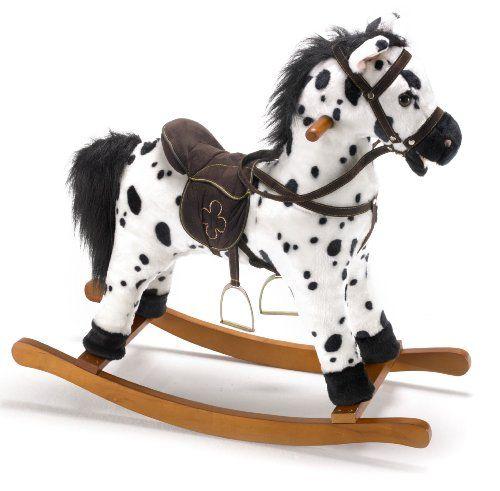 CHIC 2000 Bayer Carlotta Rocking Musical Pony Bayer Chic…