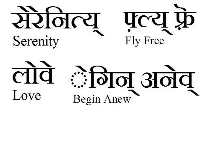 Sanskrit Symbols   Sandscript Tattoos   Buddhist Symbols 0001
