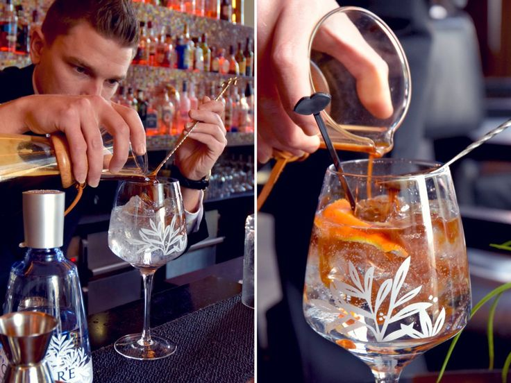 New cocktail trend: Gin Tonic Coffee   – Cocktail