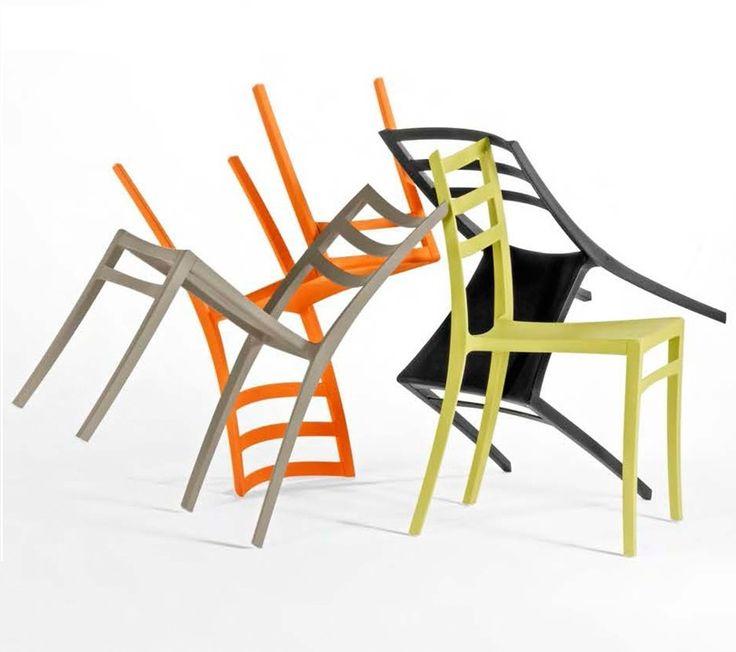 #Sabrina #sedia #chair di #Casprini solo su #www.italianarredo.it