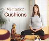 Which meditation cushion (or bench) is right for me?: DharmaCrafts meditation supplies