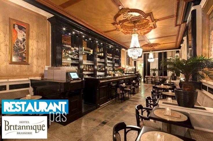 Restaurant Britannique met RestaurantPas Maastricht