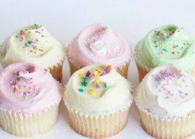 Vanilla Cupcakesby The Little Bakery