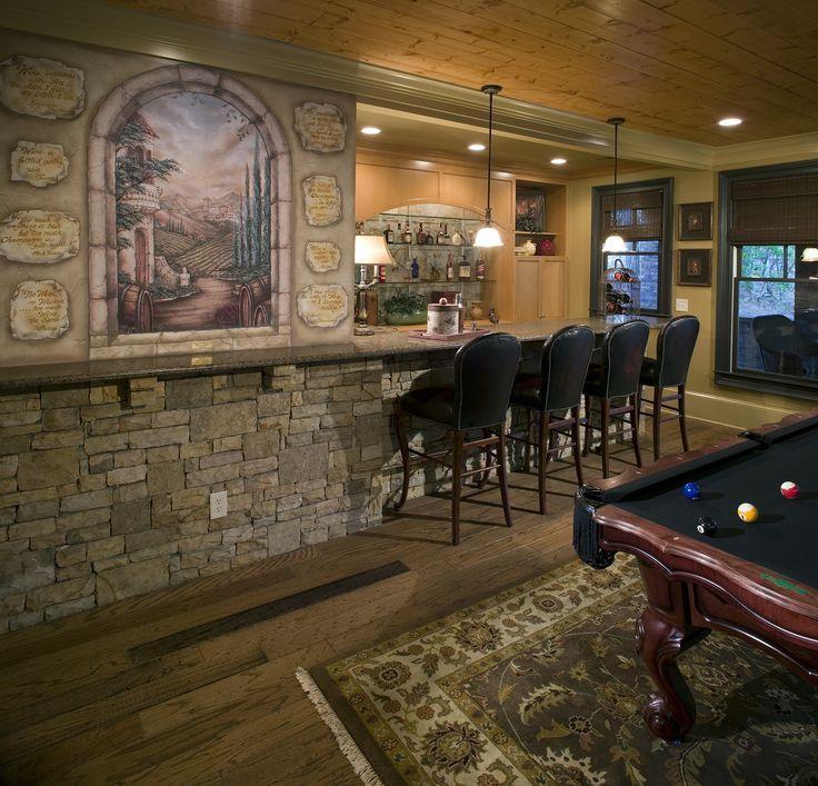 Cheap Wood Flooring Atlanta: 17 Best Ideas About Basement Pool On Pinterest