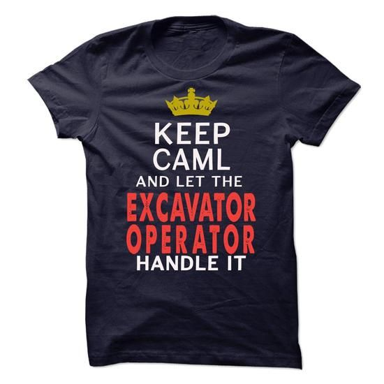 Excavator Operator #tee #hoodie. SAVE  => https://www.sunfrog.com/LifeStyle/Excavator-Operator-65623343-Guys.html?60505