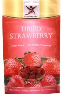 Dried Strawberry - Superfood