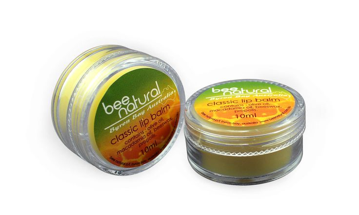 Bee Natural Lip Balm Classic 10g