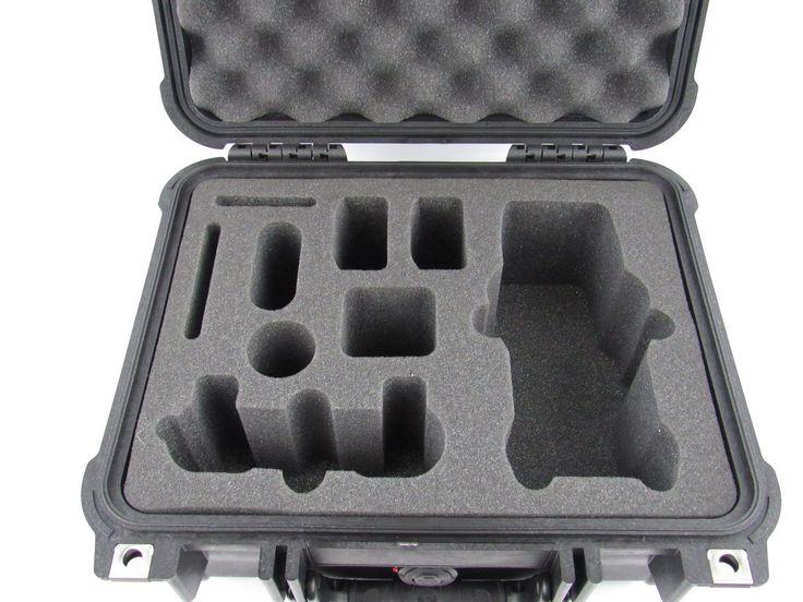 DJI Mavic Drone Foam Insert for Pelican case 1600 - (Foam Only)