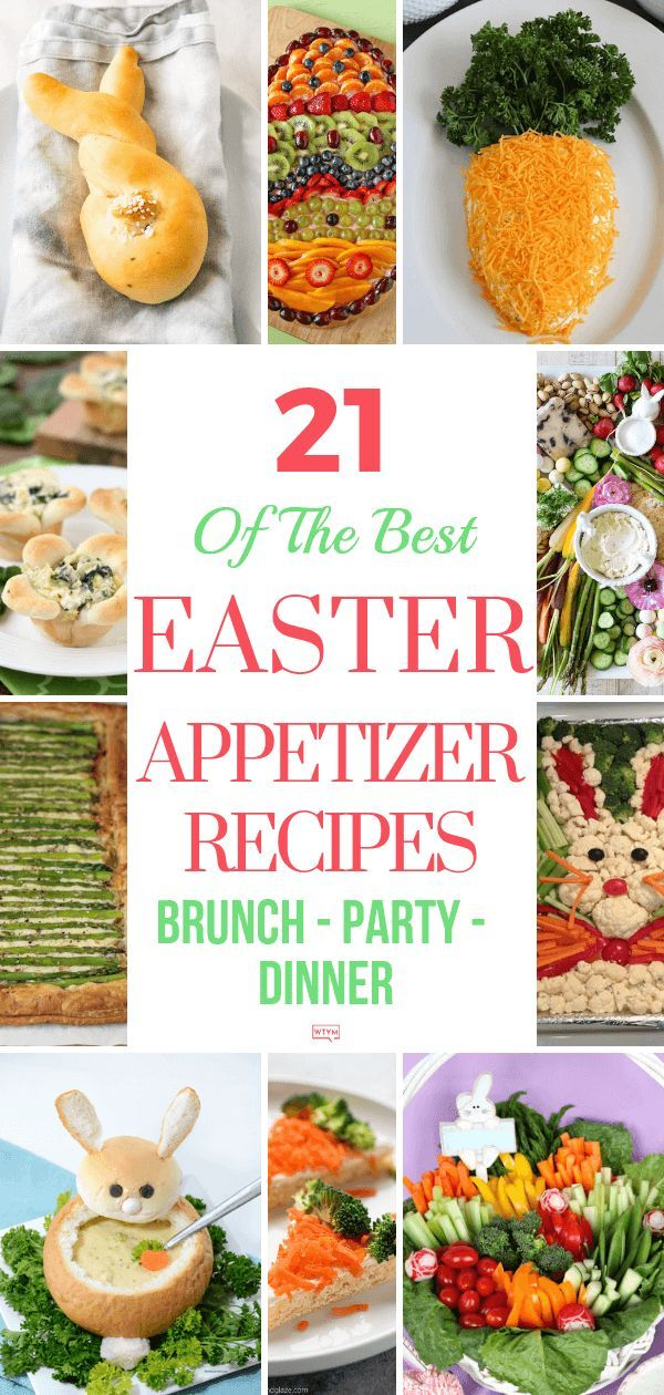 21 Super Adorable Easter Appetizer Recipes Word To Your Mother Blog In 2020 Healthy Easter Snacks Easter Appetizers Fruit Kabobs Kids