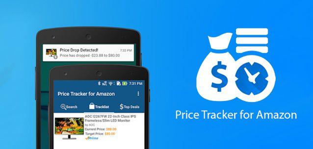 Price Tracker per Amazon - comodissima applicazione per Android!