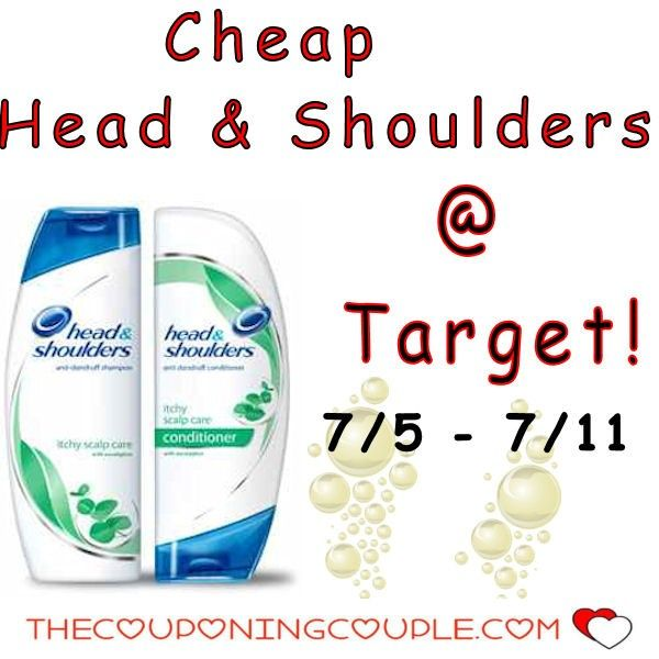 *** Hot Deal! Cheap Head & Shoulders Shampoo @ Target! Now through 7/11. *Be Sure to get in on this Coupon and Gift Card Deal This Week! ****  Click the link below to get all of the details ► http://www.thecouponingcouple.com/cheap-head-shoulders-shampoo/ #Coupons #Couponing #CouponCommunity  Visit us at http://www.thecouponingcouple.com for more great posts!