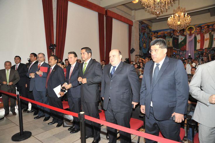 El gobernador Javier Duarte de Ochoa resaltó algunos detalles de los logros que obtuvo en su visita a Brasil para nuevas inversiones en el estado.