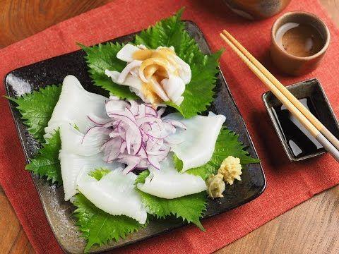 ヤリイカのしゃぶしゃぶ鍋|魚料理と簡単レシピ