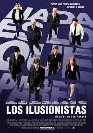 Los Ilusionistas (2013) - A la cuenta de 3 abre los ojos y dime lo que ves. 1, 2...