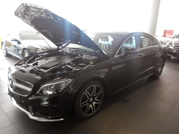 2015 New Mercedes Benz CLS 400 AMG Dynamic