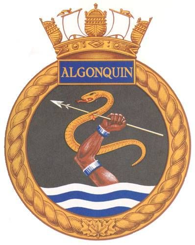 HMCS Algonquin (DDG 283)