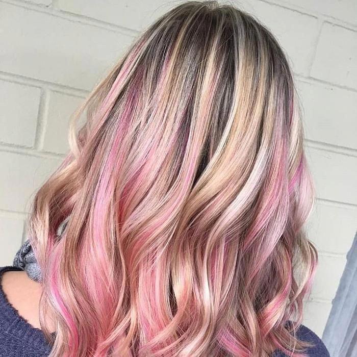 Hair Color Wax Longhair Haircolorbalayage Temporary Hair Dye Hair Styles Long Hair Styles
