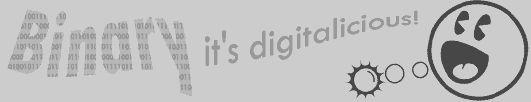 Binary- it's digitalicious!