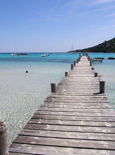 Corsica Plaje Santa Giulia --Porto Vecchio Ailleurs #thaifeel