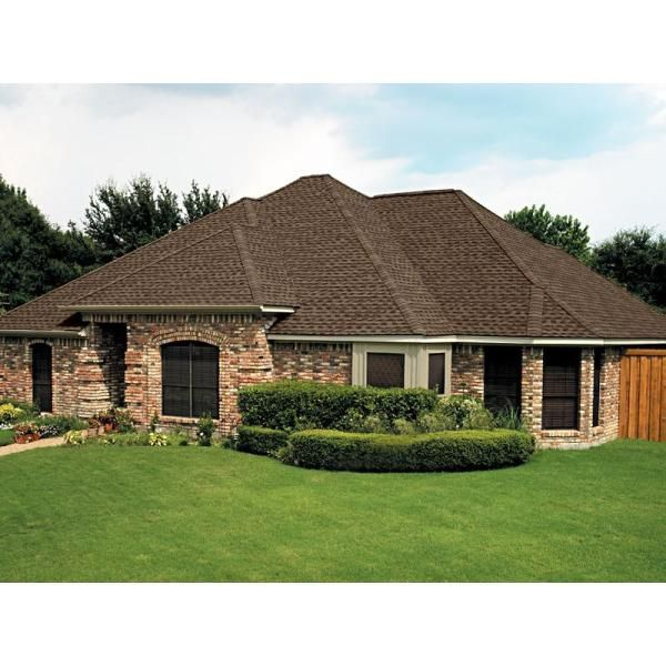 Gaf Timberline Hd Barkwood Lifetime Architectural Shingles 33 3 Sq Ft Per Bundle 0670070 The Home Depot Architectural Shingles Architectural Shingles Roof Roof Architecture