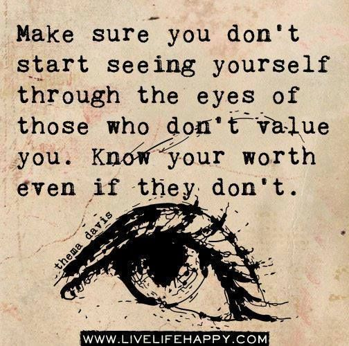 quotes about self worth - photo #5