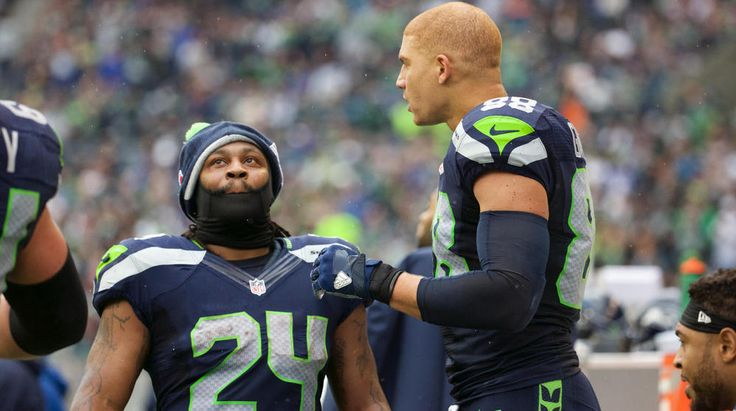Updates on Seattle Seahawks Running Back Marshawn Lynch and Tight End Jimmy Graham | Seattle Seahawks The Seahawks will be without tight end Jimmy Graham for the rest of this season, and without running back Marshawn Lynch for a yet-to-be-determined amount of time...