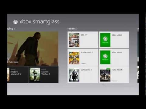 Windows 8 App Review - Xbox SmartGlass