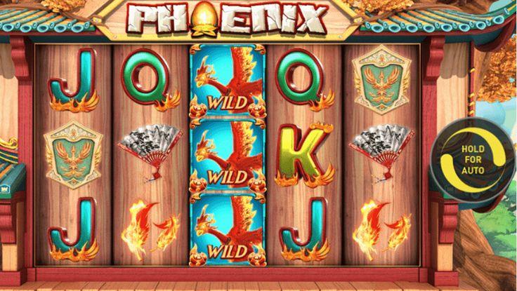 Phoenix - http://www.automaty-ruleta-zdarma.com/hraci-automat-phoenix-online-zdarma/