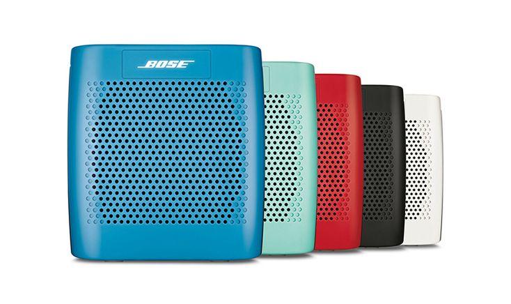 BOSE、5色カラバリのBluetoothスピーカー SoundLink Color発表。独自方式のパッシブラジエーター採用 - Engadget Japanese