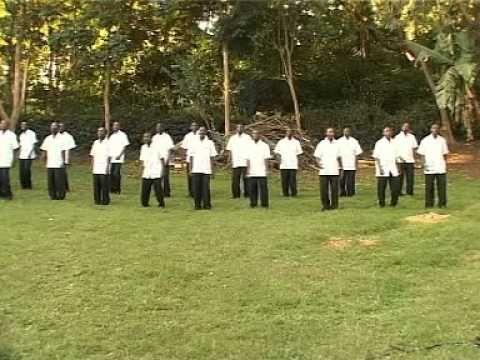 Nimo Vitani - Tumaini Choir St. James Arusha Tanzania