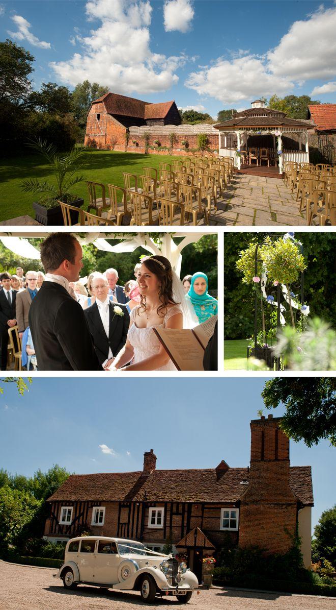 Newland Hall Wedding Venue In Essex