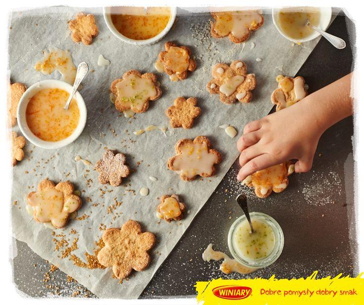 Domowy lukier z cytryną - idealny do świątecznych pierniczków! :)