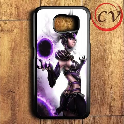 Syndra Sexy Girl League Of Legend Samsung Galaxy S7 Case