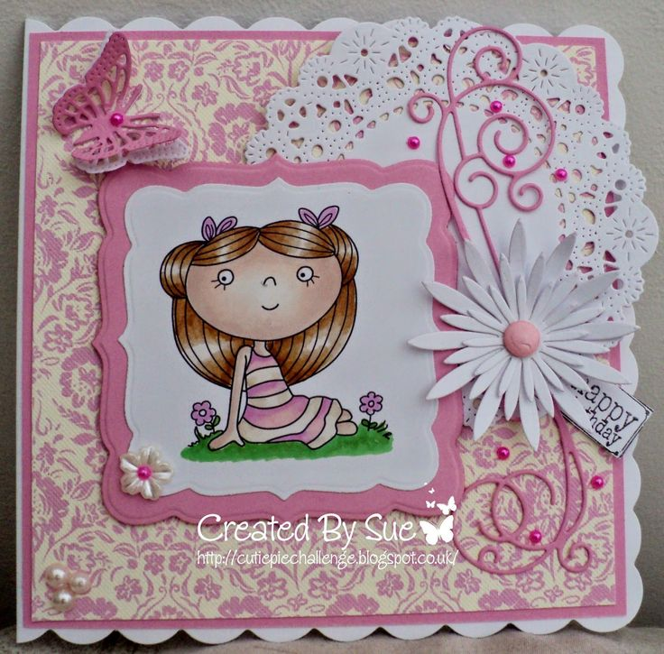 Sue's Handmade Cards