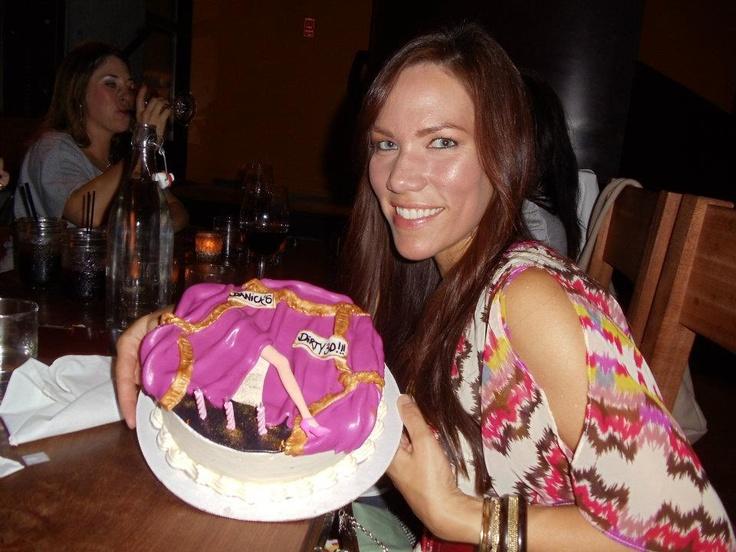 Dirty Bachelorette Cake Ideas