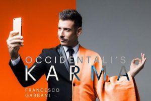 Francesco Gabbani – Occidentali's Karma – Sanremo 2017 (con videoclip)