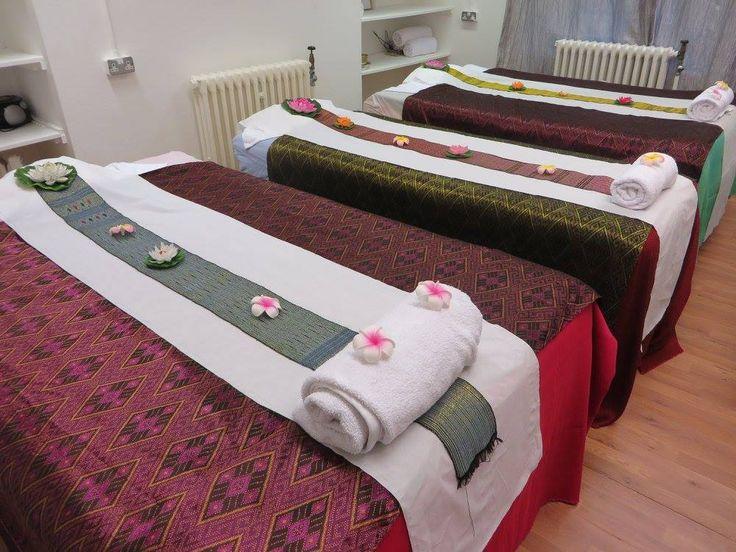 Three table treatment room