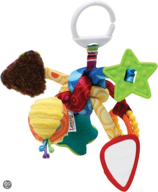 bol.com | Lamaze Trek en Speel Knoop,Tomy | Speelgoed