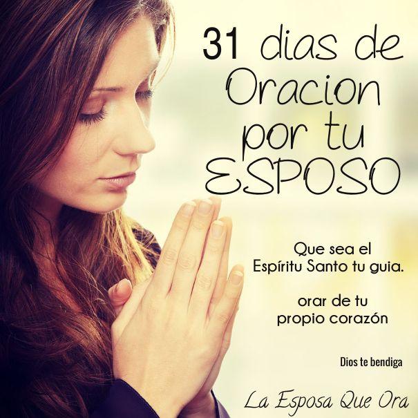 31 dias de oracion por tuesposo