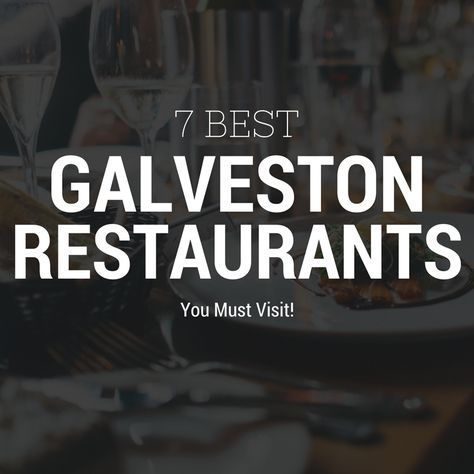 When you are in Galveston for your cruise, there are many excellent and affordable Island favorite restaurants that you simply have to try. Here are our seven top choices (in order from least to most expensive): #1 Shrimp 'N Stuff (Cost – $) Shrimp 'N Stuff is a Galveston, Texas tradition. It first opened in