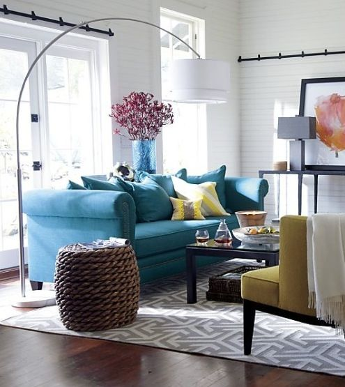 Jewel Tones with Primary Colours of Red, Blue and Yellow make this Triadic Scheme.