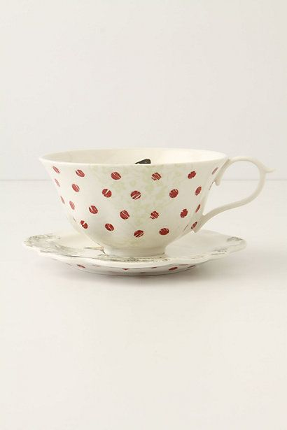 You can never have to many tea cups