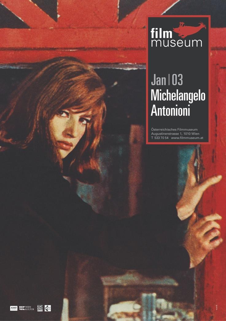"Monica Vitti in Antonionis ""Deserto Rosso"""